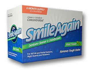 Smile Again-Denture Cleaner