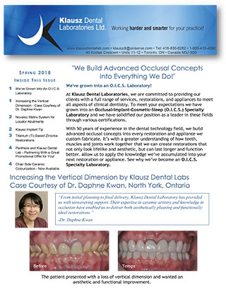 Klausz-Dental-Lab-Newsletter-Spring-2019---slider